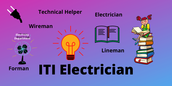 ITI Electrician Course Details