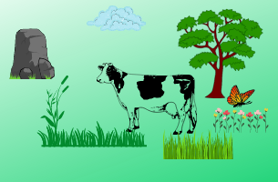 essay on cow in english for all students