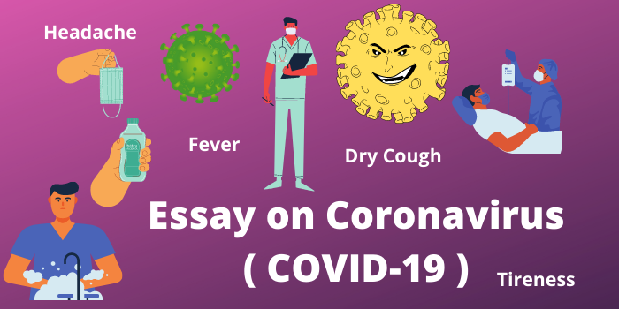essay on coronavirus ( COVID-19 ) for all students