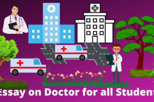 Essay on doctor for all students