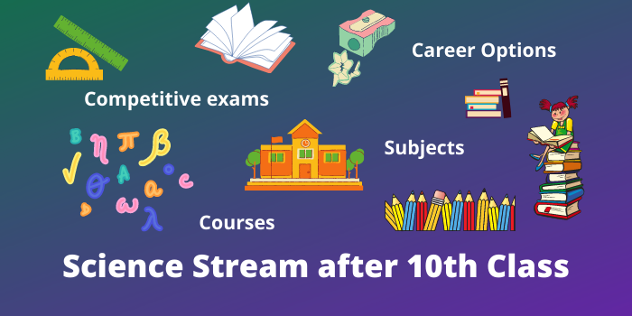 science stream after 10th class